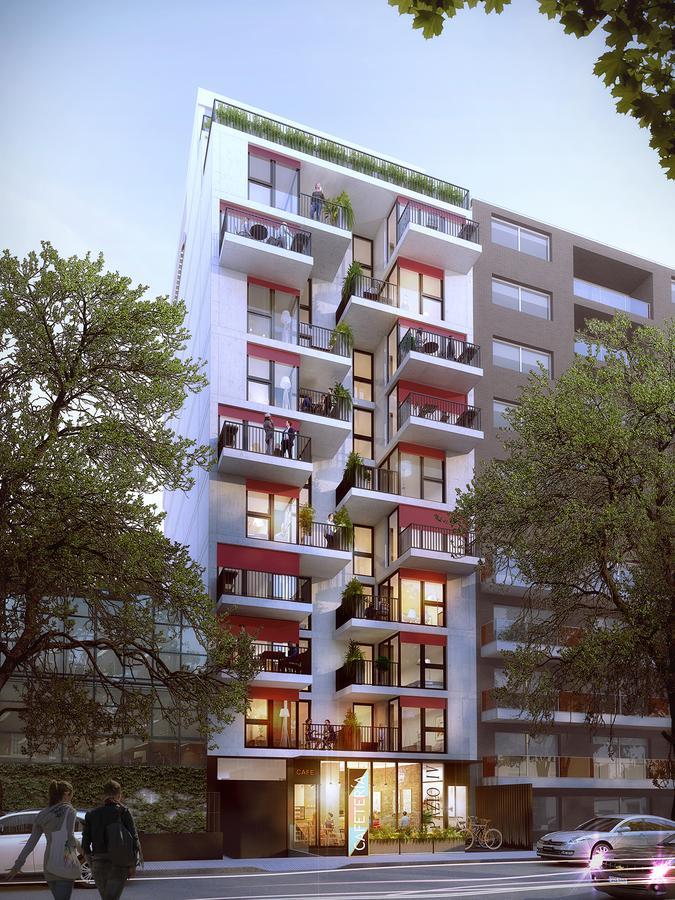 Foto DESARROLLO - Edificio en  en  Montevideo , Uruguay              Gabriel Pereira y 26 de Marzo