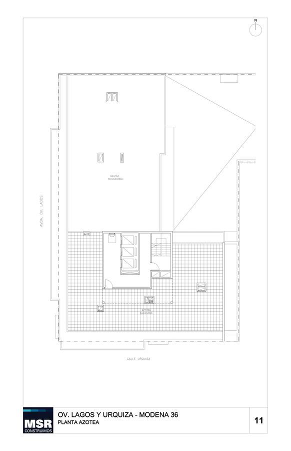 Foto Edificio en Pichincha URQUIZA 2792 número 12
