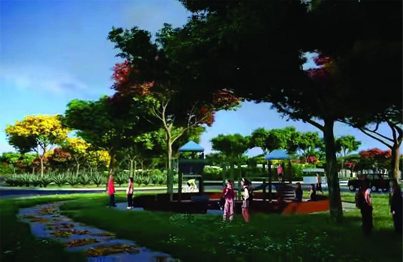 Foto Barrio Privado en Muxupip PAXIFICA CITY se encuentra ubicada al oriente de la ciudad de Mérida, Yucatán, en el municipio de Muxupip a tan solo 18 minutos. Cuenta con una inmejorable ubicación y accesibilidad gracias a la carre número 5