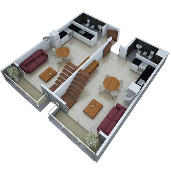 Foto Edificio en Villa Luro Emprendimiento Manzoni 45  número 4