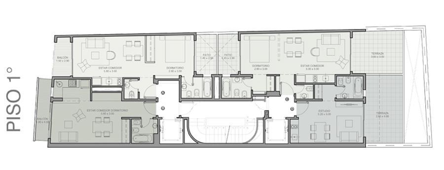 Foto Edificio en Palermo Vidt 1600 número 9