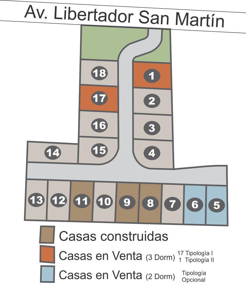 Foto Barrio Privado en Santa Lucia Avda. Libertador  casi Santa María de Oro - Santa Lucía número 2
