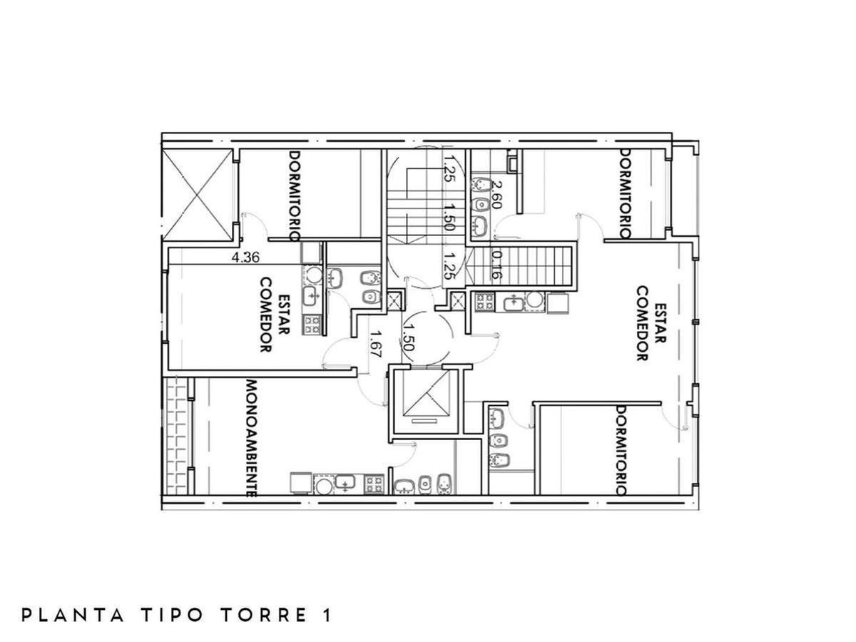 Foto Edificio en Centro Mendoza 1851 número 9
