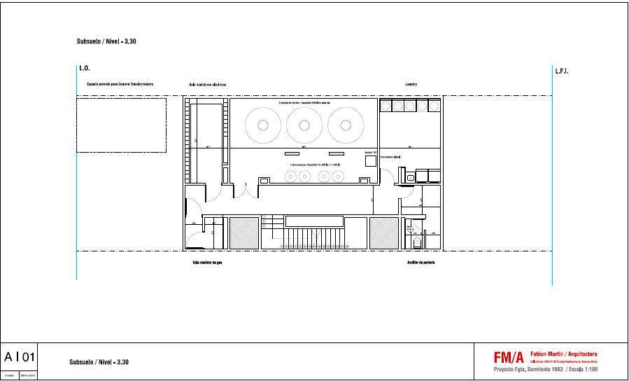 Emprendimiento Horizonte II - Fragata Sarmiento 1663/65 en Caballito