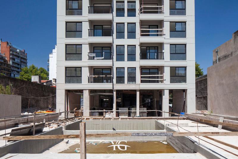 Foto Edificio en Caballito Mendez de Andes 527 número 5