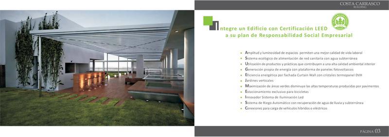 Foto Edificio de oficinas en Carrasco Rbla. Rep. de México esq. 6 de Abril número 5