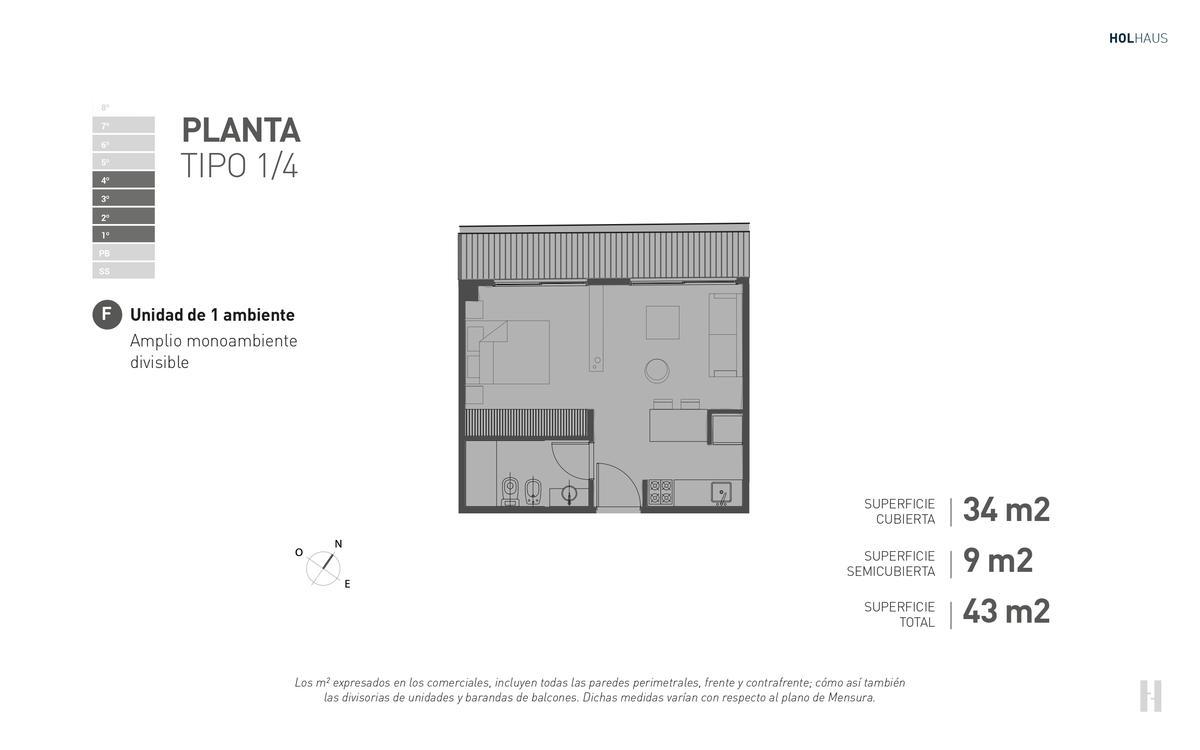 Foto Edificio en Saavedra Holmberg 4091/ 4081 número 15