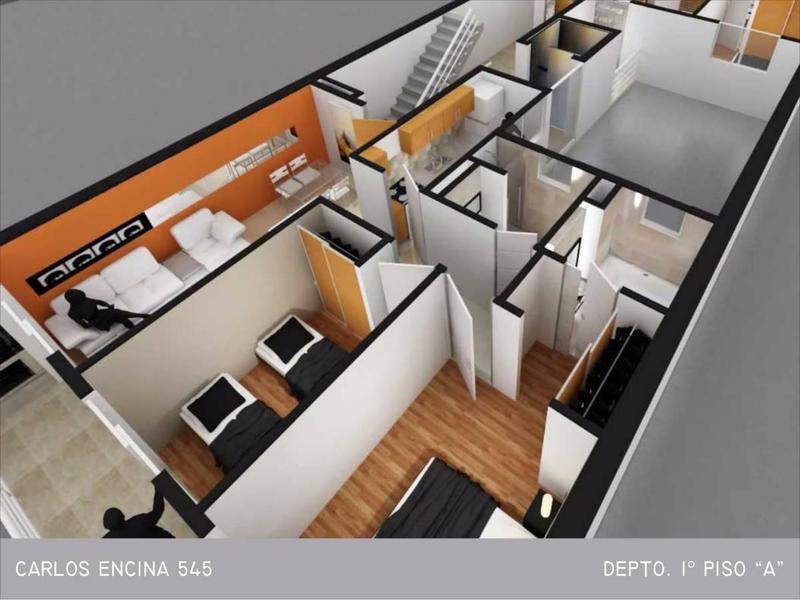 Foto Edificio en Liniers Carlos Encina 545 número 7