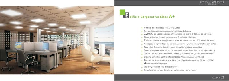 Foto Edificio de oficinas en Carrasco Rbla. Rep. de México esq. 6 de Abril número 4