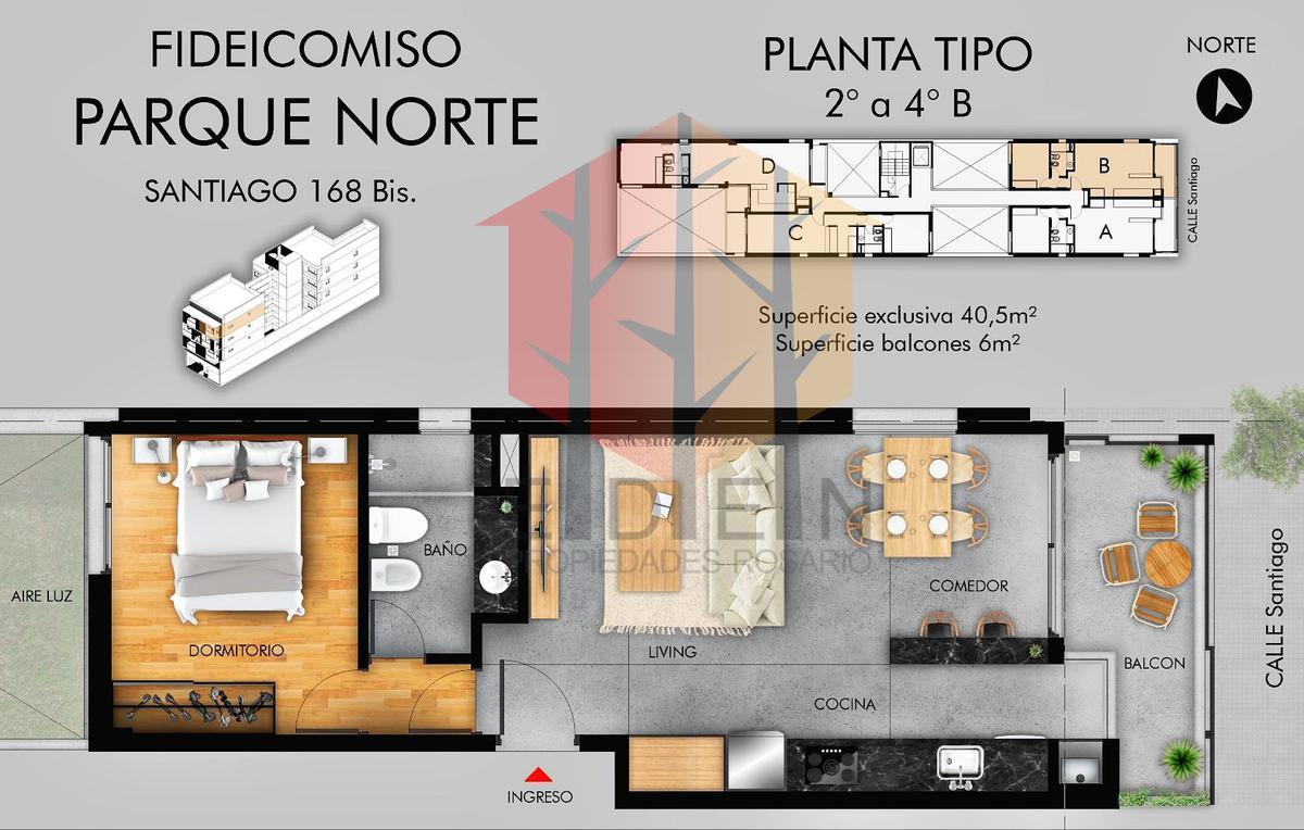 Foto Edificio en Pichincha Santiago Bis 168 número 10