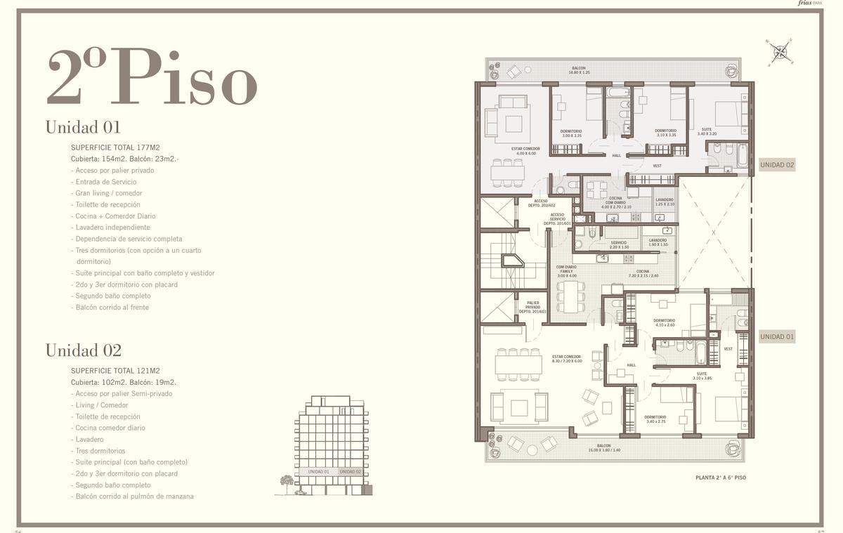Emprendimiento Frias y Camargo en Villa Crespo