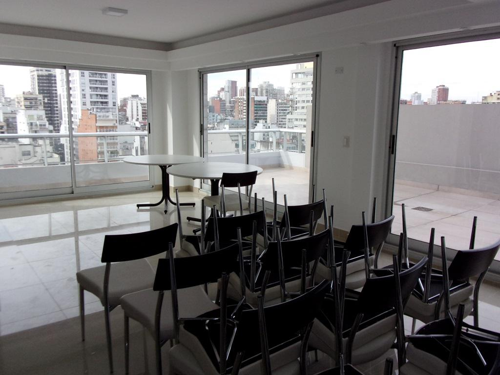 Foto Edificio en Belgrano MONROE Y MOLDES número 4