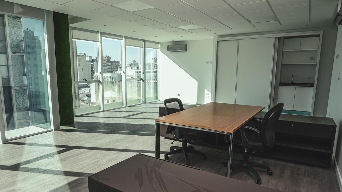 Foto Edificio de oficinas en Microcentro             Corrientes  y San Lorenzo            número 10