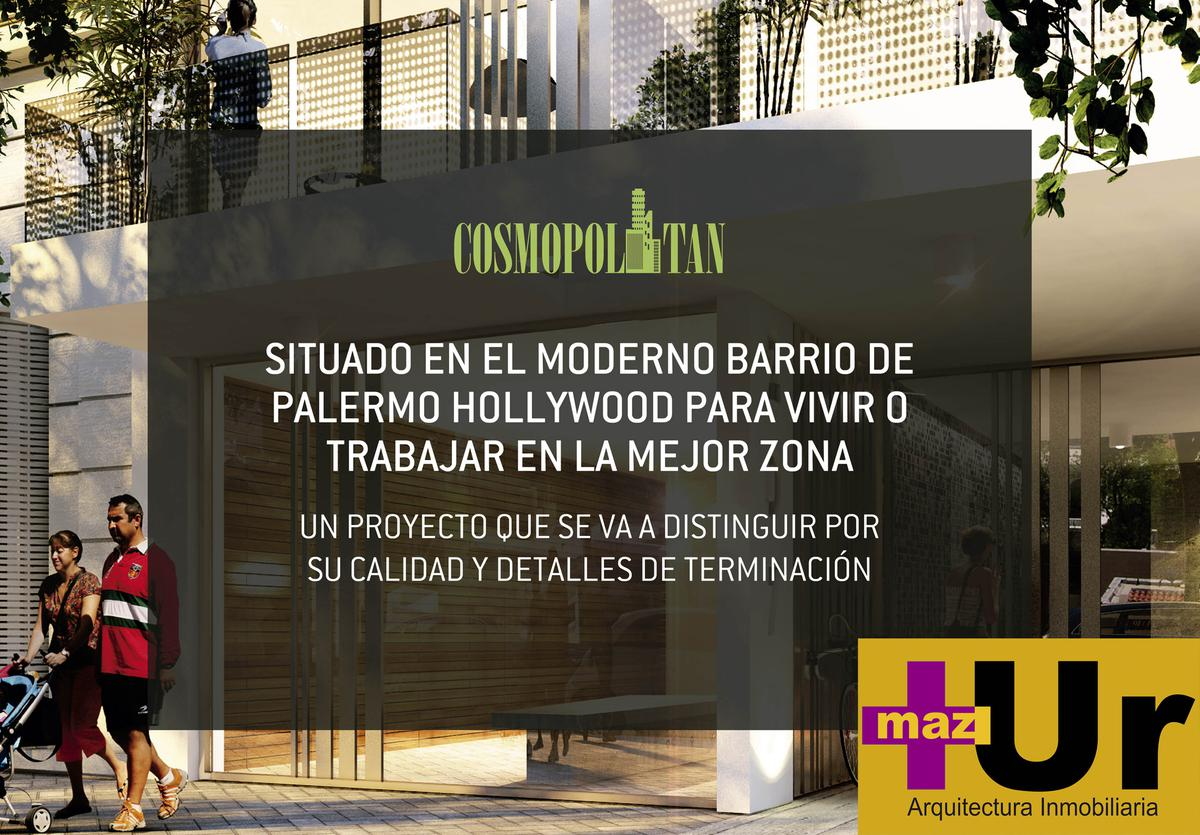 Foto unidad Departamento en Venta en  Palermo Hollywood,  Palermo  Palermo Hollywood