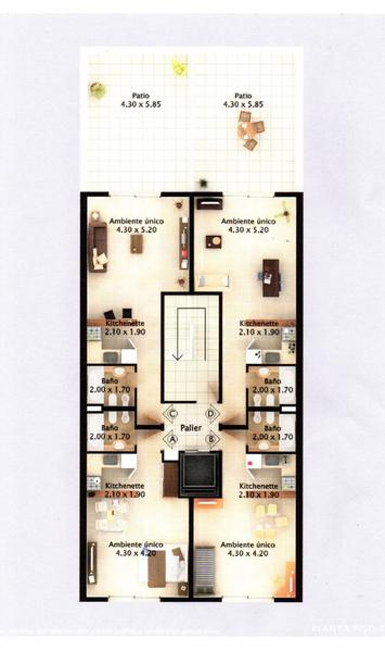 Foto Edificio en Centro Presidente Roca 1050 número 5