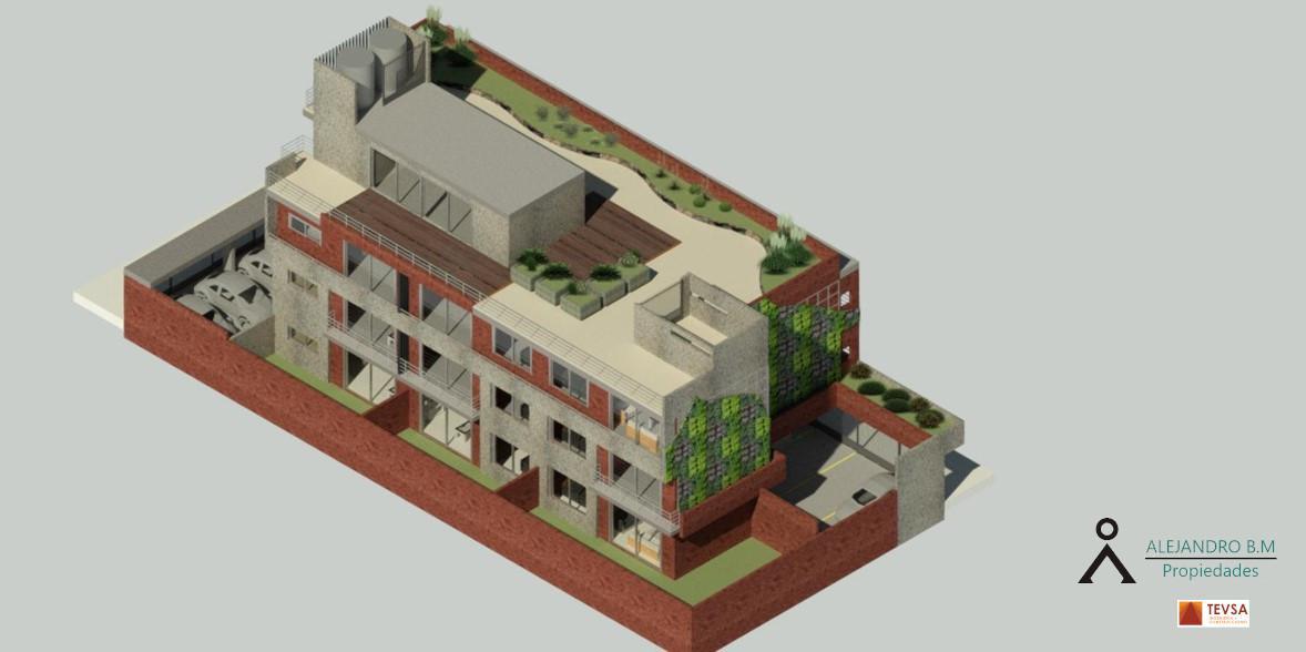 Foto Edificio en Pilar  Pampa y Martignone número 18