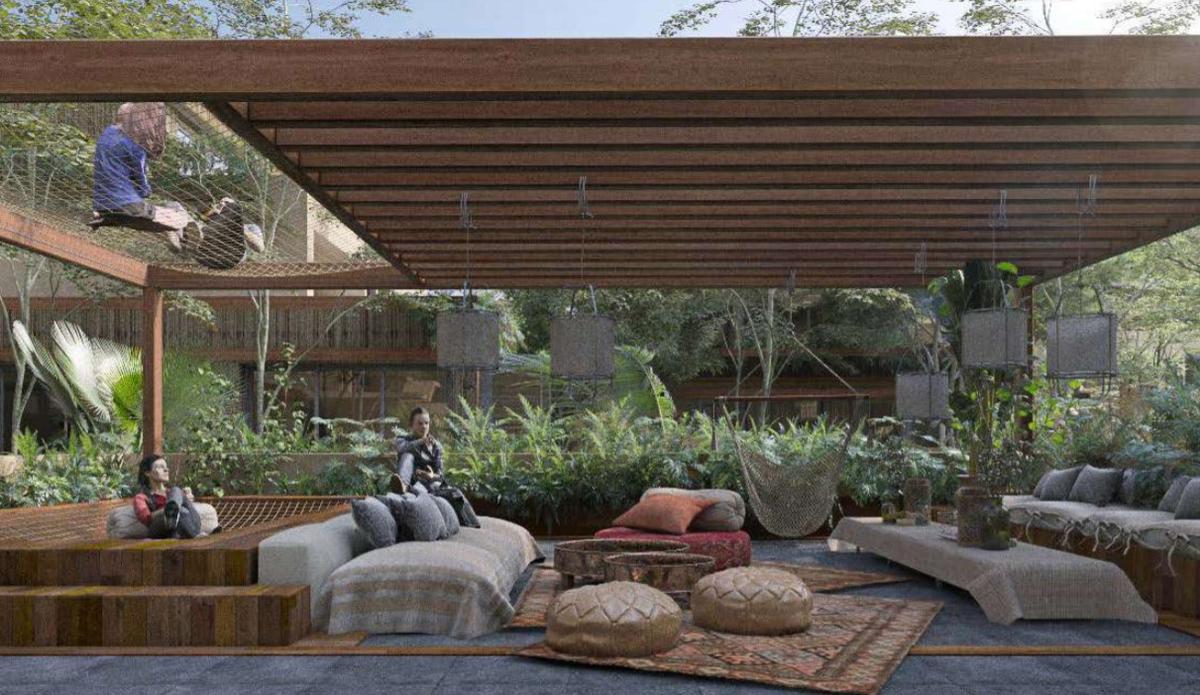 Foto Condominio en Aldea Zama Nuevo Eco Residence entre Aldea Zama y la Playa de Tulum        número 6