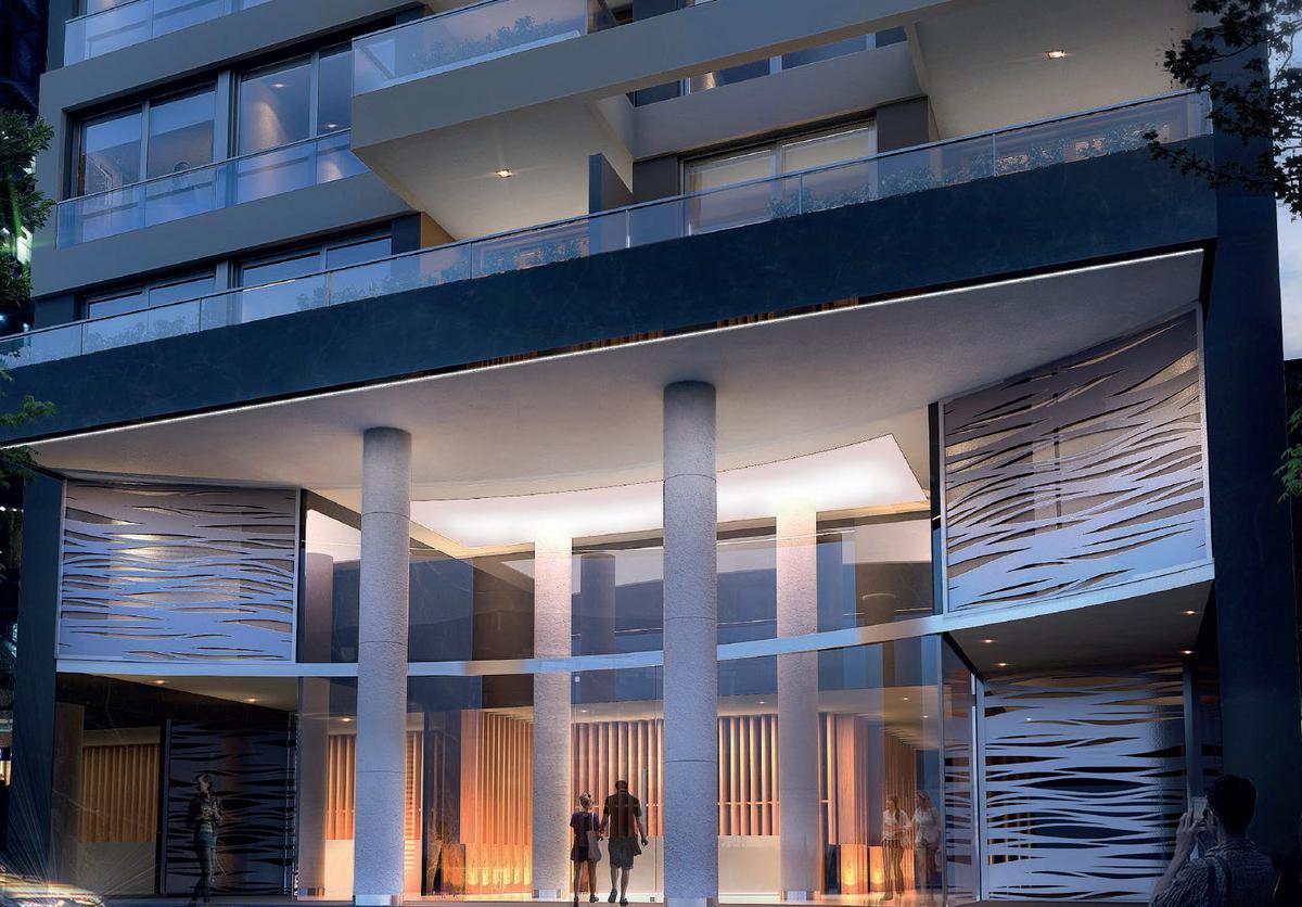 Foto Edificio en Belgrano Jorge Newbery y Migueletes número 2