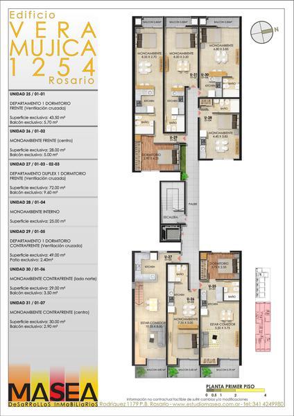 Foto Edificio en Remedios de Escalada de San Martin Vera Mujica 1254 número 7