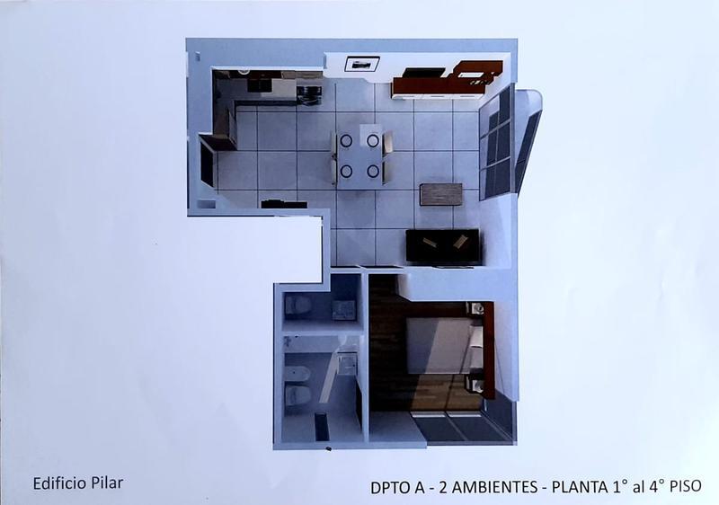 Foto Edificio en Liniers PILAR 798 número 23