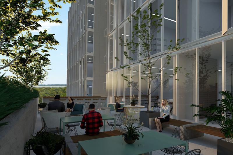 Foto Edificio en Solidaridad Humana Workcenter se encuentra dentro de la cruz de servicios,nuevo centro urbano designado por Playa del Carmen. número 4