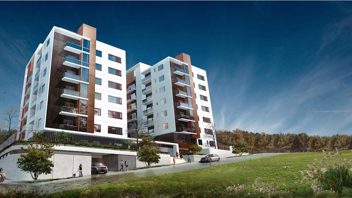 Foto Edificio en Centro Norte EL BOSQUE, JUNTO AL COLEGIO INTISANA, QUITO número 1