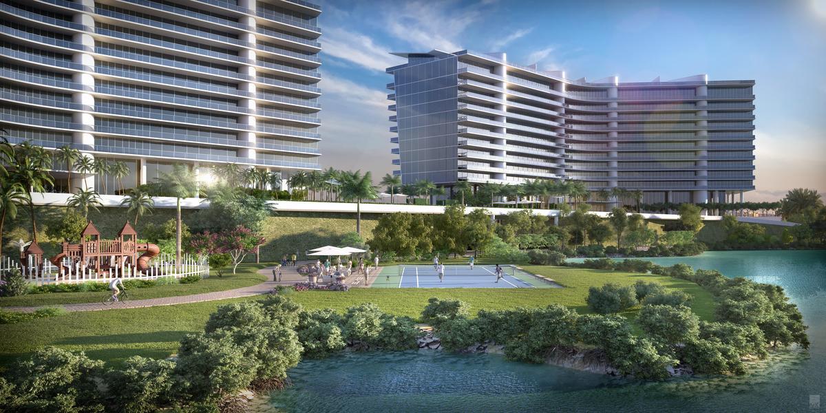 Foto Edificio en Aventura 5000 Island Estates Drive, Aventura - Miami número 7