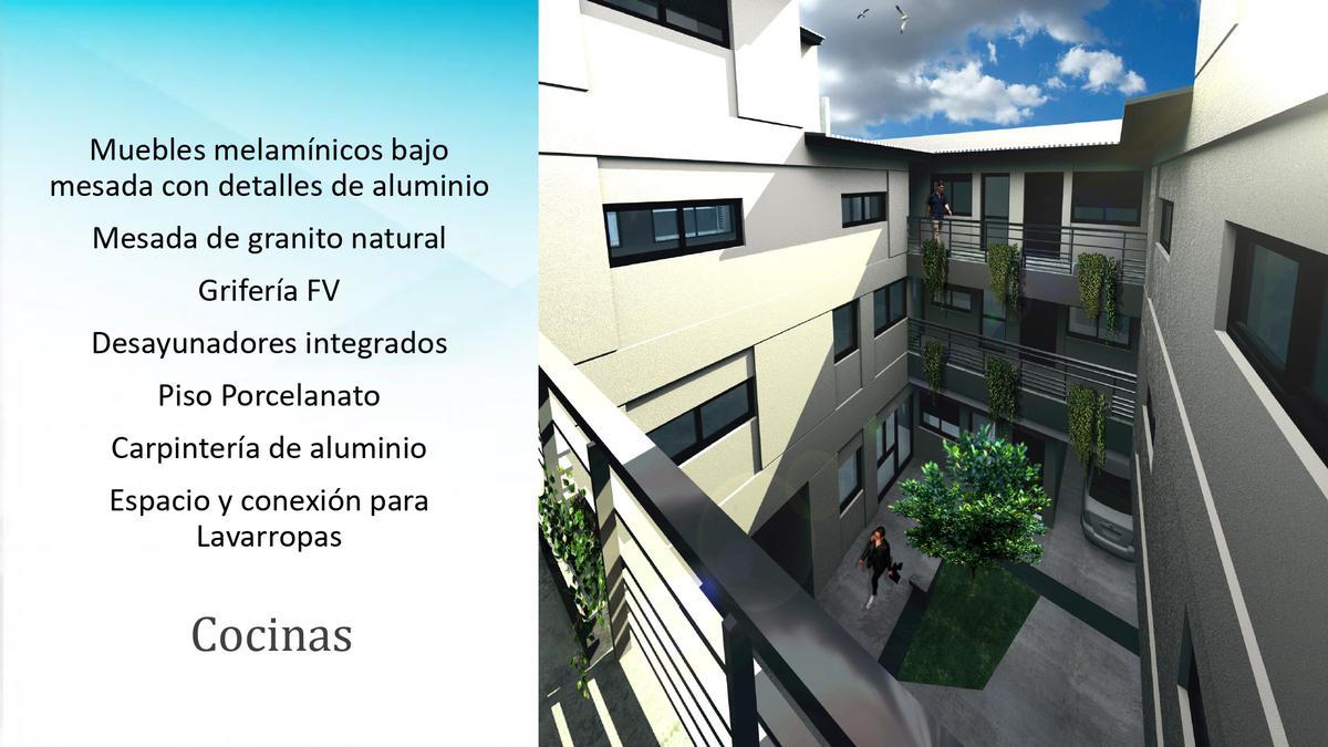 Foto Edificio en Pompeya 9 de Julio 4200 número 10