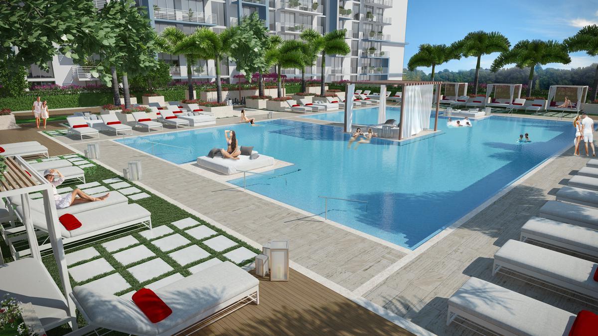 Foto Condominio en Doral Residencias en Downtown Doral, Miami número 3