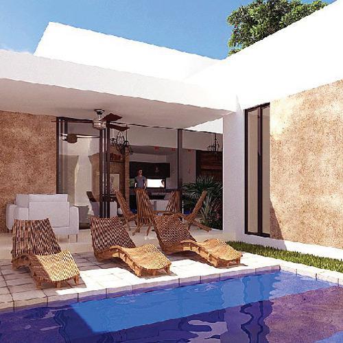 Foto Condominio en Pueblo Cholul Casas en Magnolia Residencial desde 2 MDP número 8