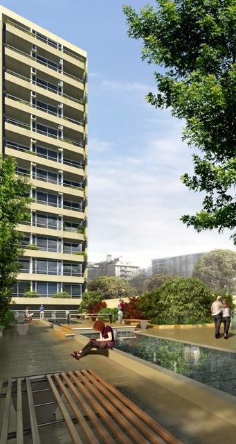 Foto Edificio en Balvanera PUEYRREDON Y LAVALLE numero 3