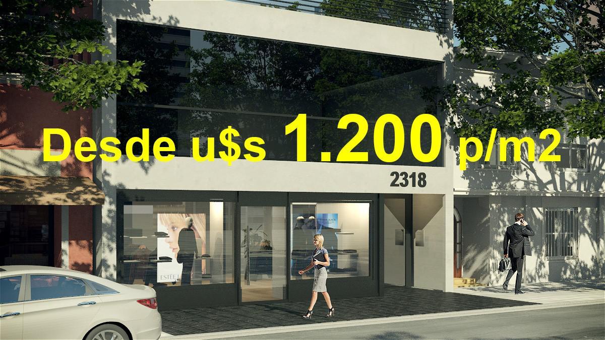 Foto EMPRENDIMIENTO - Edificio en  en  Capital Federal , Argentina  Av. San Juan al 2300