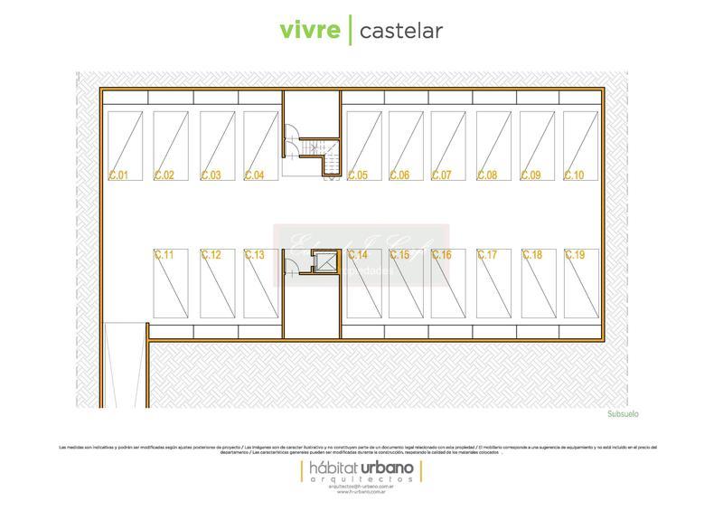 Foto Edificio en Castelar Sur Victorino de la Plaza 291 número 15