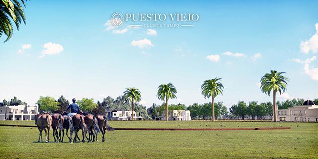 Foto Barrio Privado en Cañuelas CLUB DE CAMPO PUESTO VIEJO numero 3