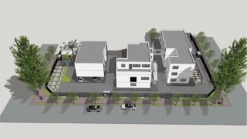 Foto Edificio en Lezica             Avda. Lezica y Luis Morandi           número 6
