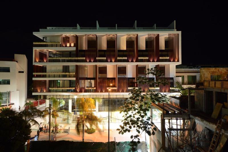 Foto Edificio en Solidaridad DEPARTAMENTO VENTA PLAYA DEL CARMEN número 4