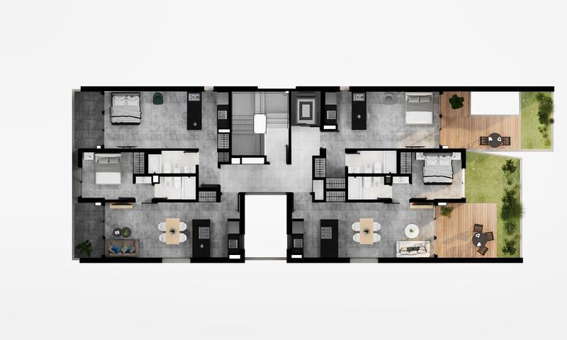 Foto Departamento en Venta en  Centro,  Rosario  Juan Manuel de Rosas 1630 | 2 Dormitorios