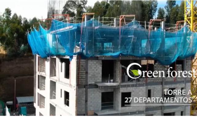 Foto Edificio en Centro Norte EL BOSQUE, JUNTO AL COLEGIO INTISANA, QUITO número 30