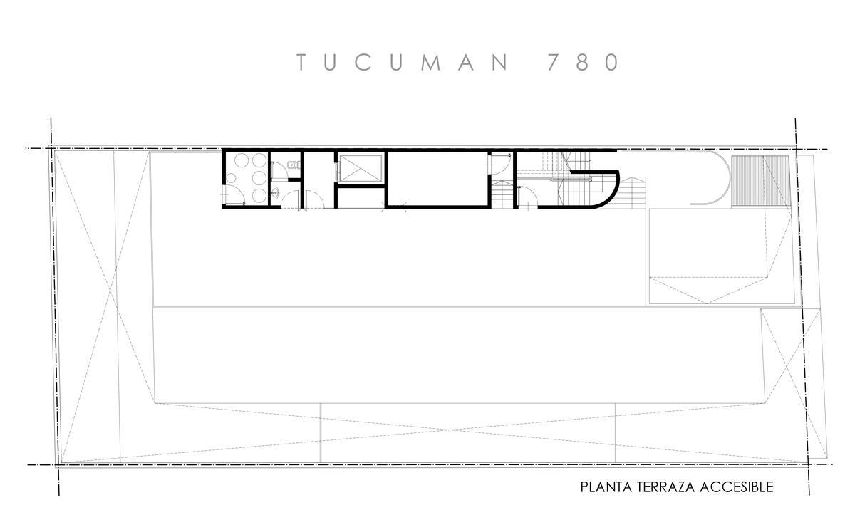 Foto Edificio en Microcentro             Tucuman 780          caba número 23