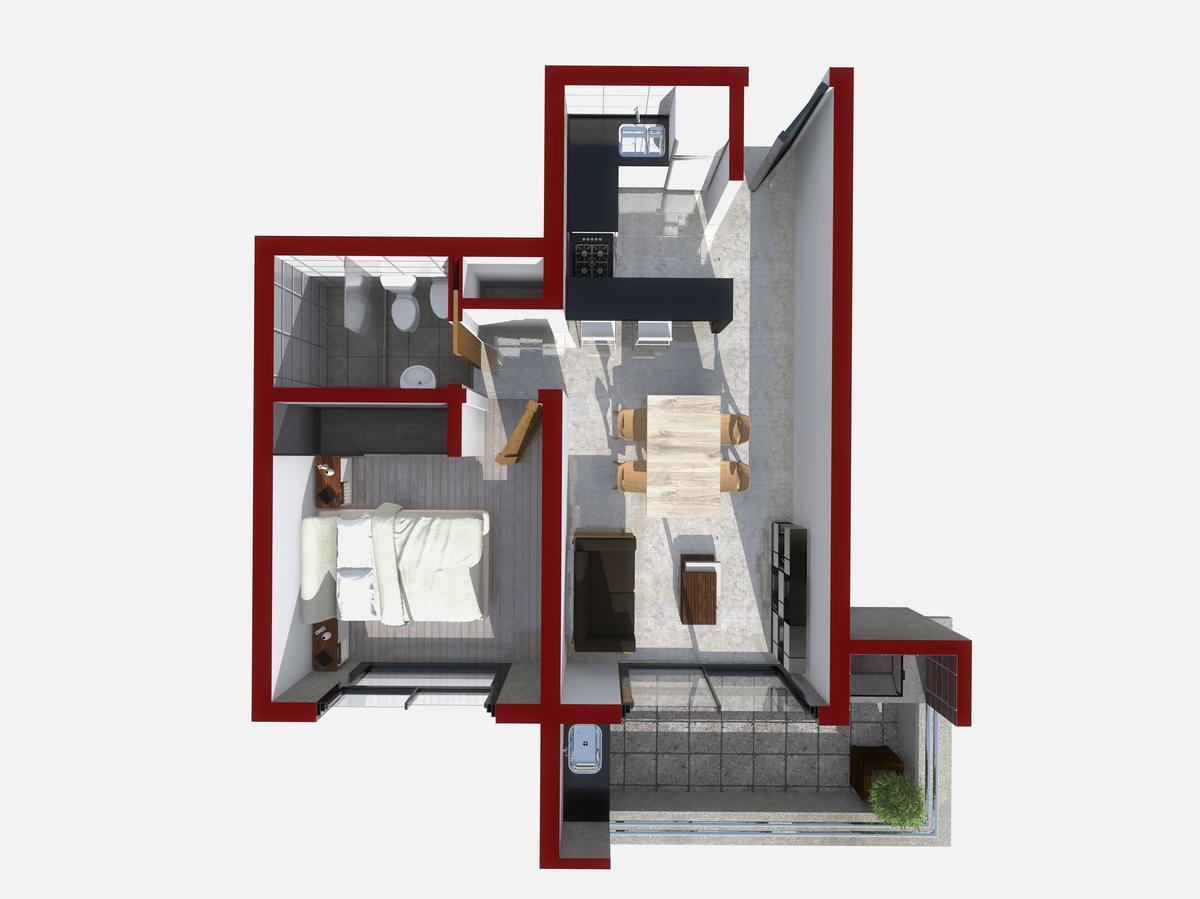 Foto Edificio en Colon Gouchon entre 3 de febrero y Lavalle número 3