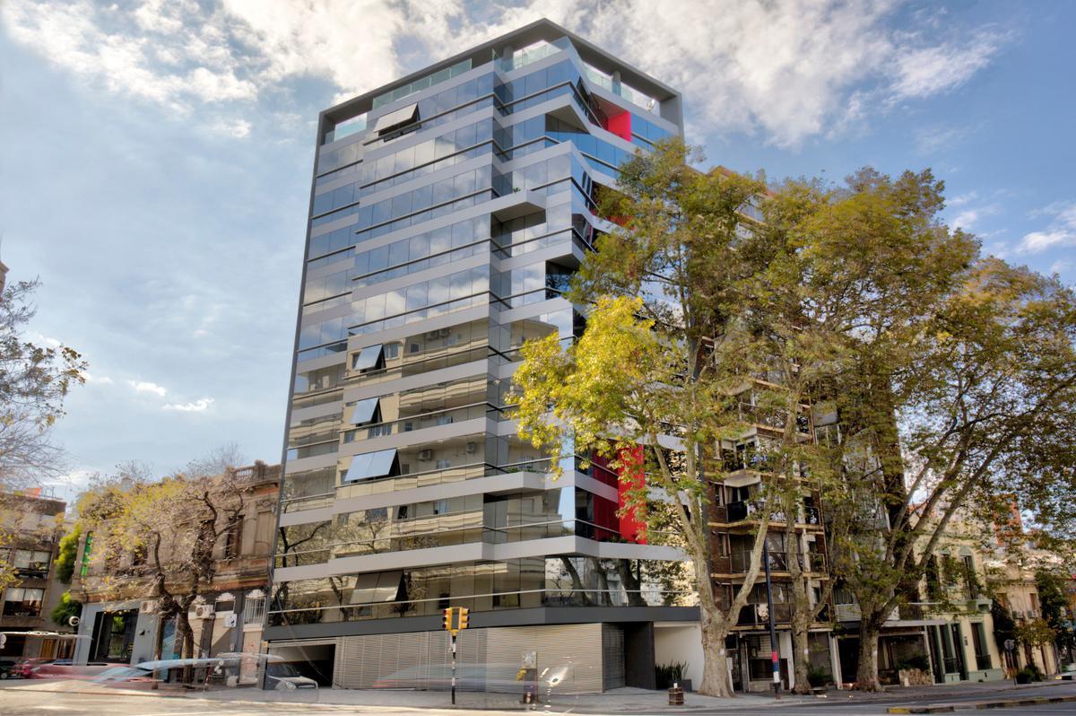 Foto Edificio de oficinas en Parque Rodó Bvar. España próximo a Cassinoni número 11