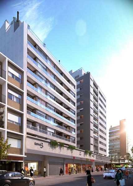 Foto Edificio en Cordón Avda. 18 de Julio y Tacuarembo número 9