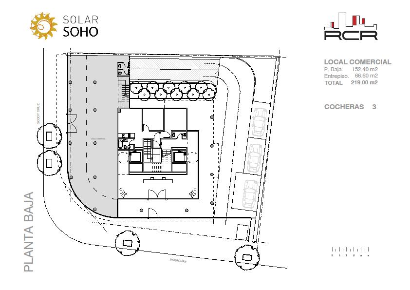Foto Edificio en Palermo Soho PARAGUAY Y GODOY CRUZ  numero 2