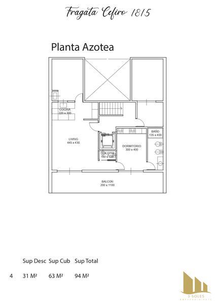 Foto Condominio en Mataderos Fragata Céfiro al 1800 número 5