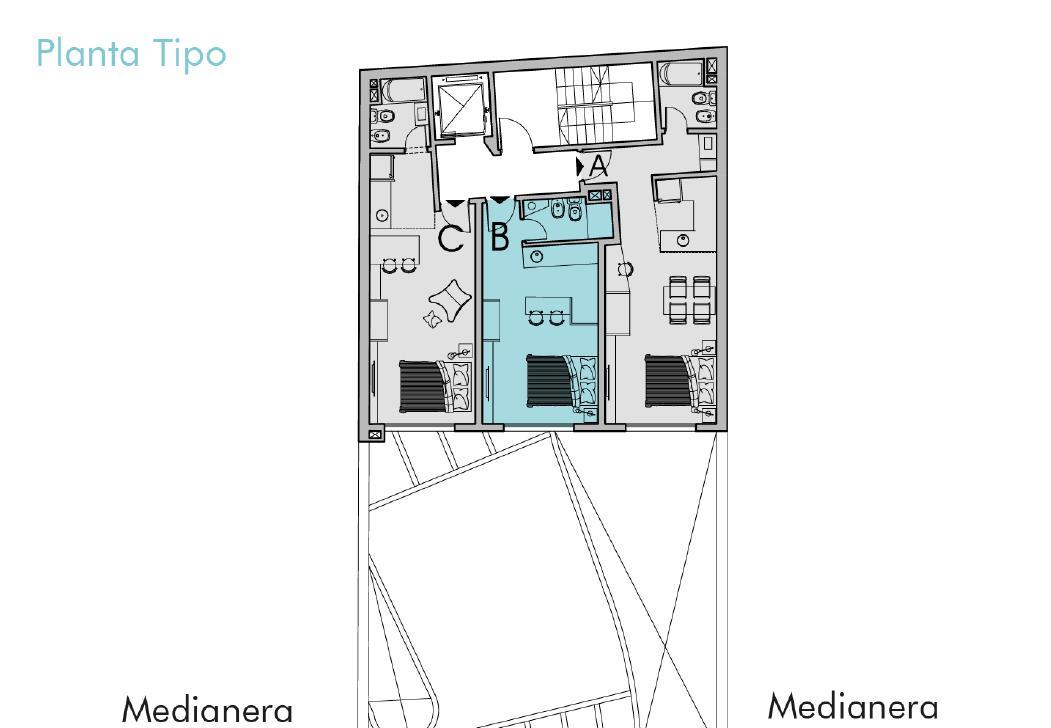 Foto Edificio en Centro     Mendoza 1862           número 7