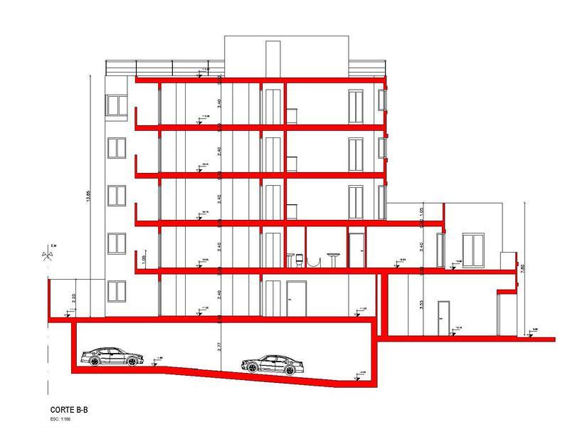 Foto Edificio en Cofico Elevent Descent- Roque Saenz Peña 1259 número 3