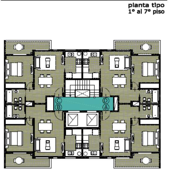 Foto Edificio en Moron 25 de Mayo 750 numero 6