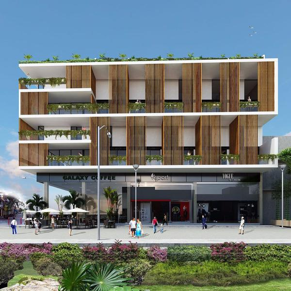 Foto Edificio en Solidaridad DEPARTAMENTO VENTA PLAYA DEL CARMEN número 3