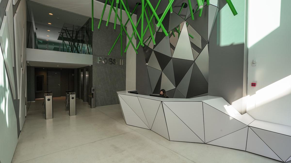 Foto Edificio de oficinas en Microcentro             Corrientes  y San Lorenzo            número 4
