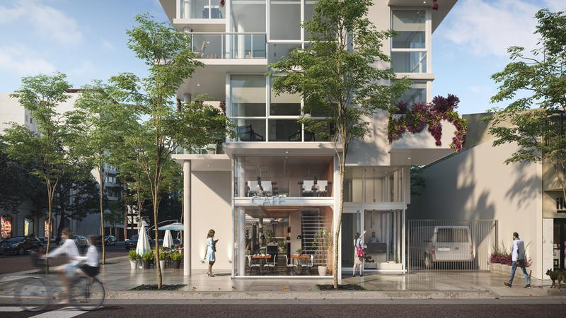 Foto Edificio en Shopping Hipólito Yrigoyen y Belgrano número 11